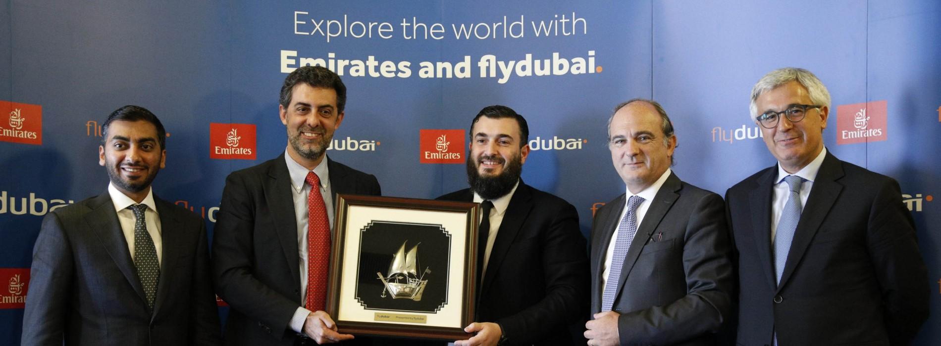 flydubai marks first direct flight between Dubai and Sicily