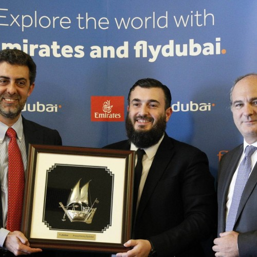 flydubai marks first direct flight between Dubai and Sicily