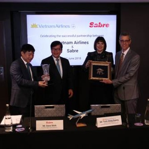 Vietnam Airlines expands partnership with Sabre