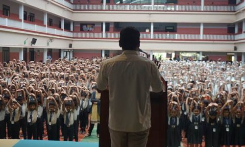 Taj Bekal Resort & Spa introduces Yoga to its neighbouring schools