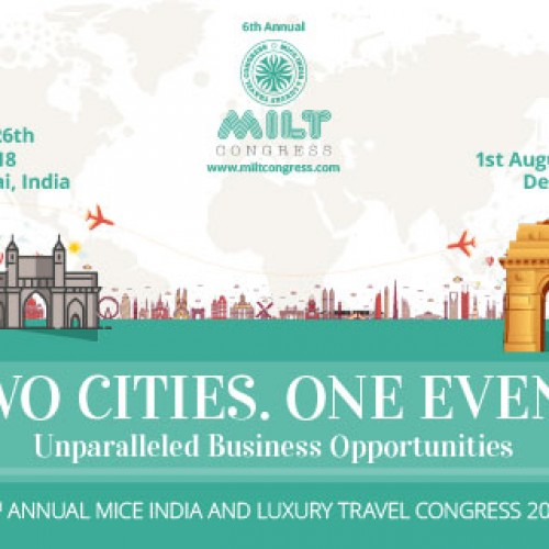 Sands Resorts Macao returns as Platinum Partner of MILT Congress in Mumbai and New Delhi