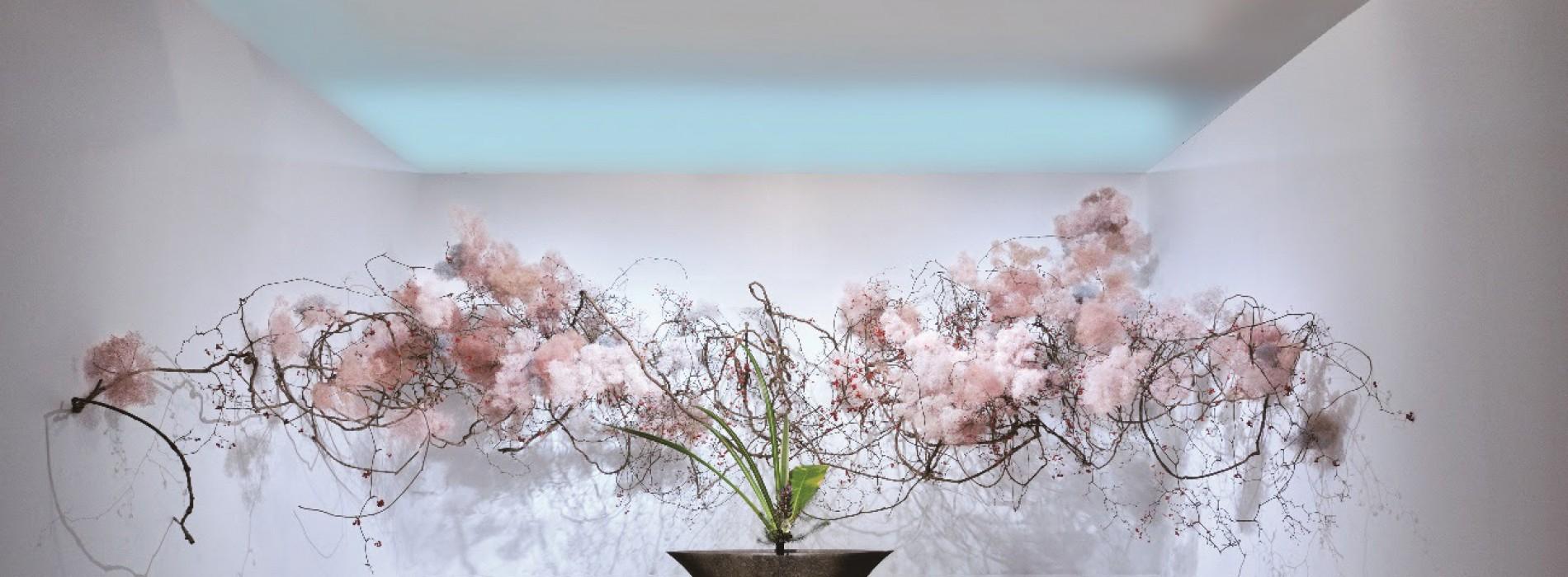 Monaco welcomes Japanese Ikebana