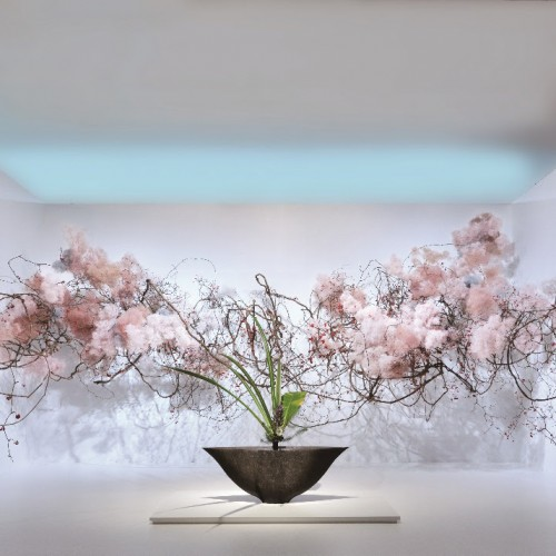 Monaco welcomes Japanese Ikebana
