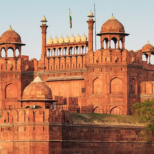ASI unearths hidden underground chamber in Red Fort