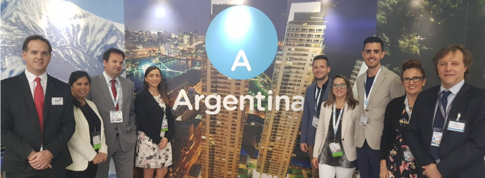Argentina holds a presence at The Meetings Show
