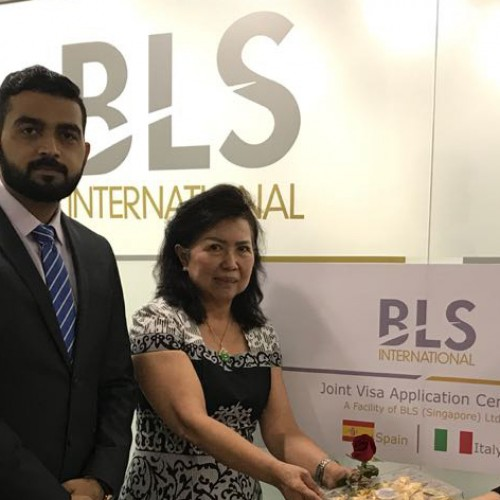 BLS International launches Italy Visa Application Center in Singapore