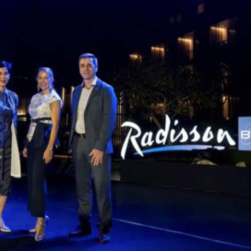 Radisson Blu celebrates grand opening of new oceanfront resort in Bali
