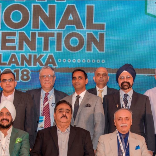 HRAWI's 18th Regional Convention concludes in Sri Lanka