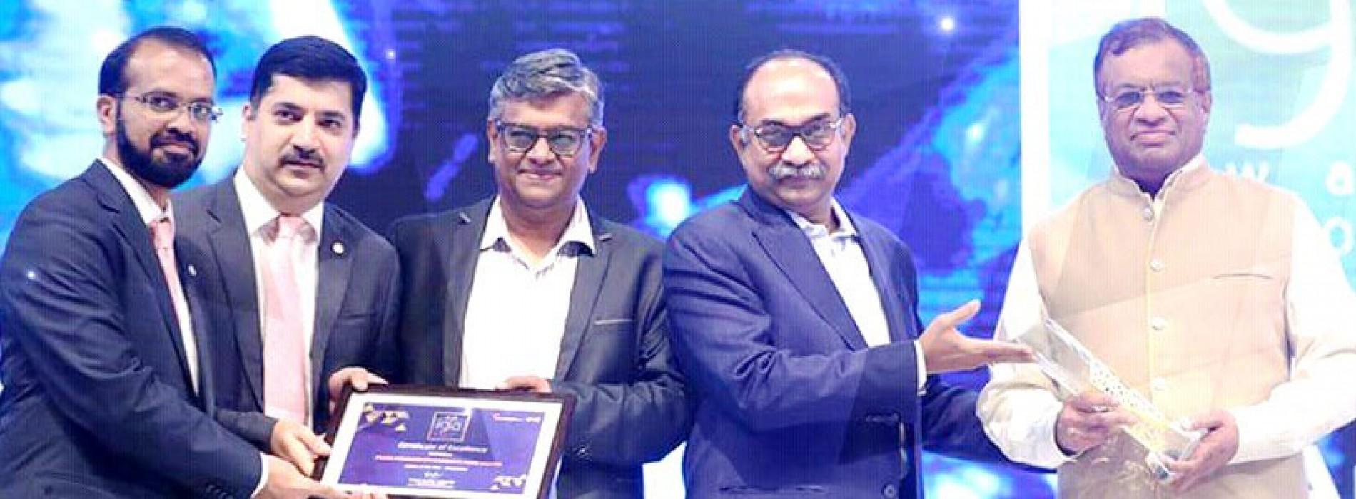 Plaza Premium Lounge honoured for its outstanding service and hospitality at Delhi Airport