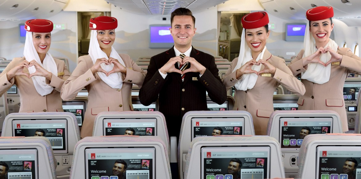 Emirates wins 14th consecutive World's Best Inflight Entertainment award at Skytrax World Airline Awards 2018