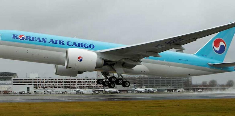 Korean Air launches cargo flights to Delhi