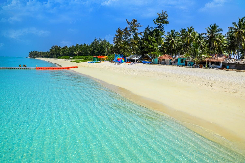 Star Resorts In Lakshadweep Islands
