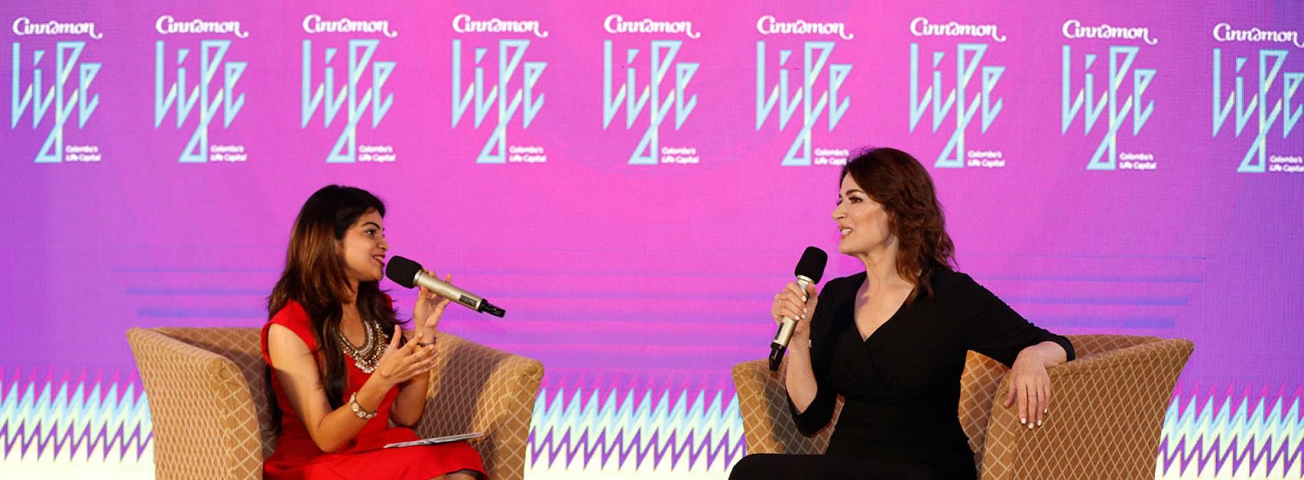Cinnamon Life hosts TV Host and Celebrity Chef Nigella Lawson in Sri Lanka