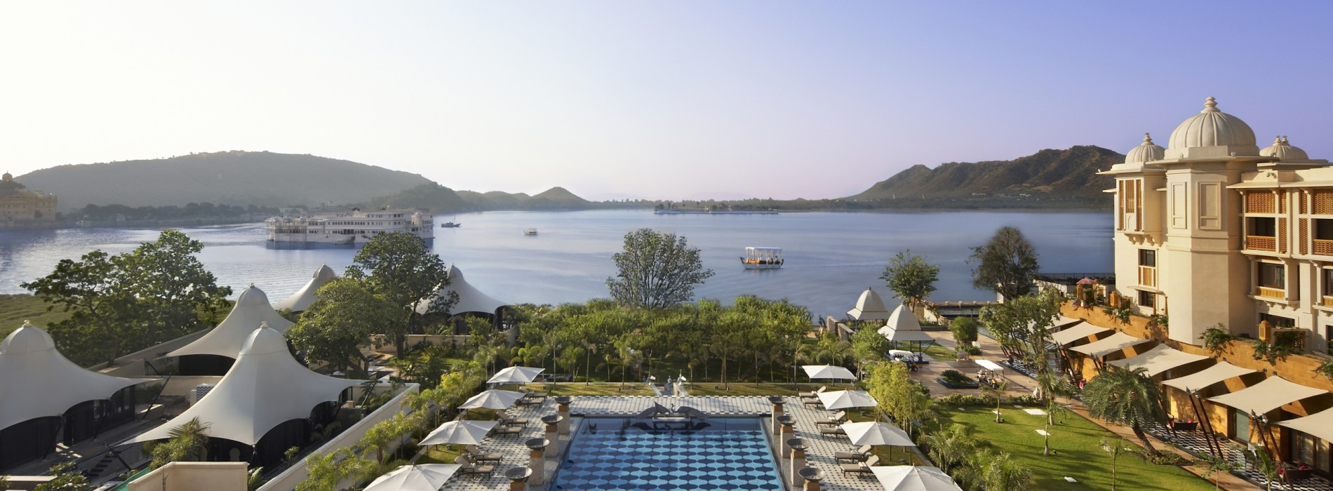 The Leela voted #7 top hotel brand at Travel + Leisure USA World's Best Awards 2018