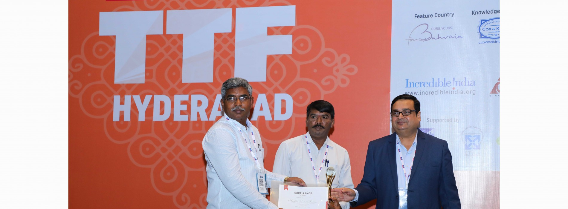TTF Hyderabad concluded with excellent response