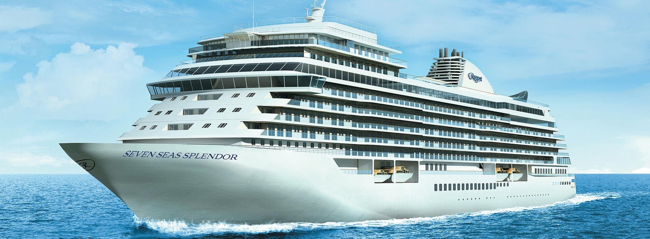 Αποτέλεσμα εικόνας για 2020 Summer Itineraries for Seven Seas Splendor offers Journeys of Perfection Across Europe