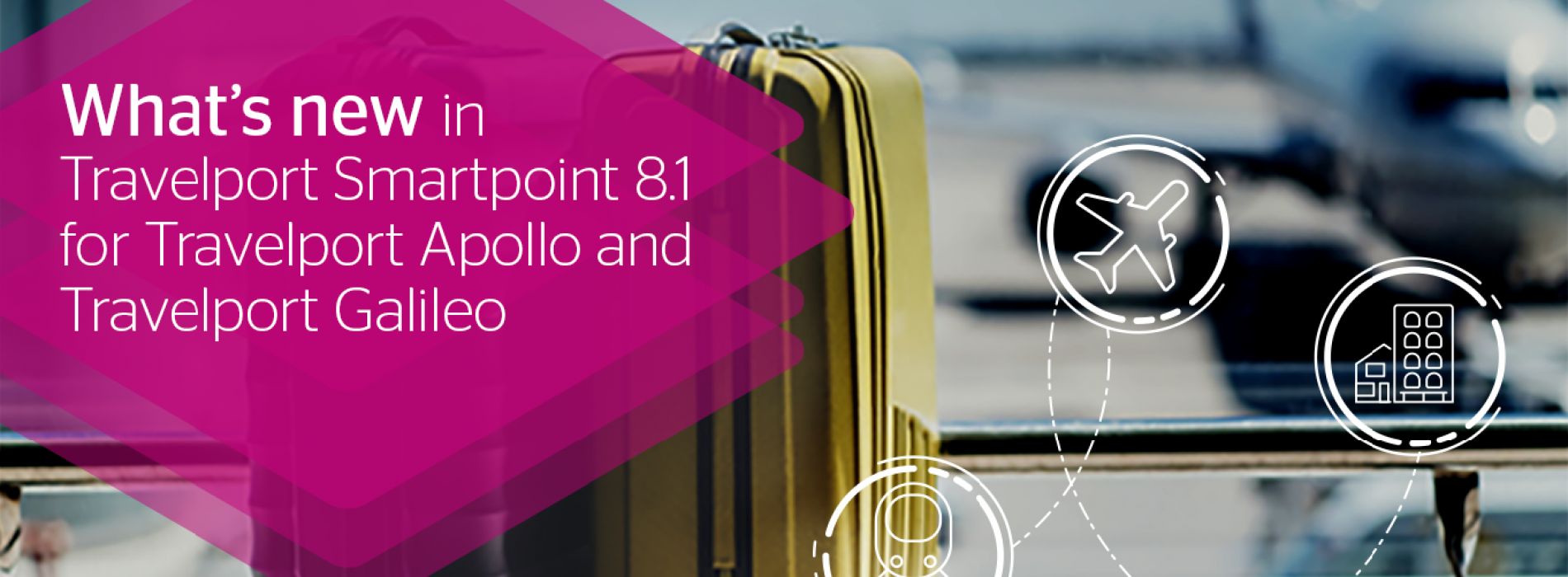 Travelport Smartpoint 8.1- A smarter way to the top