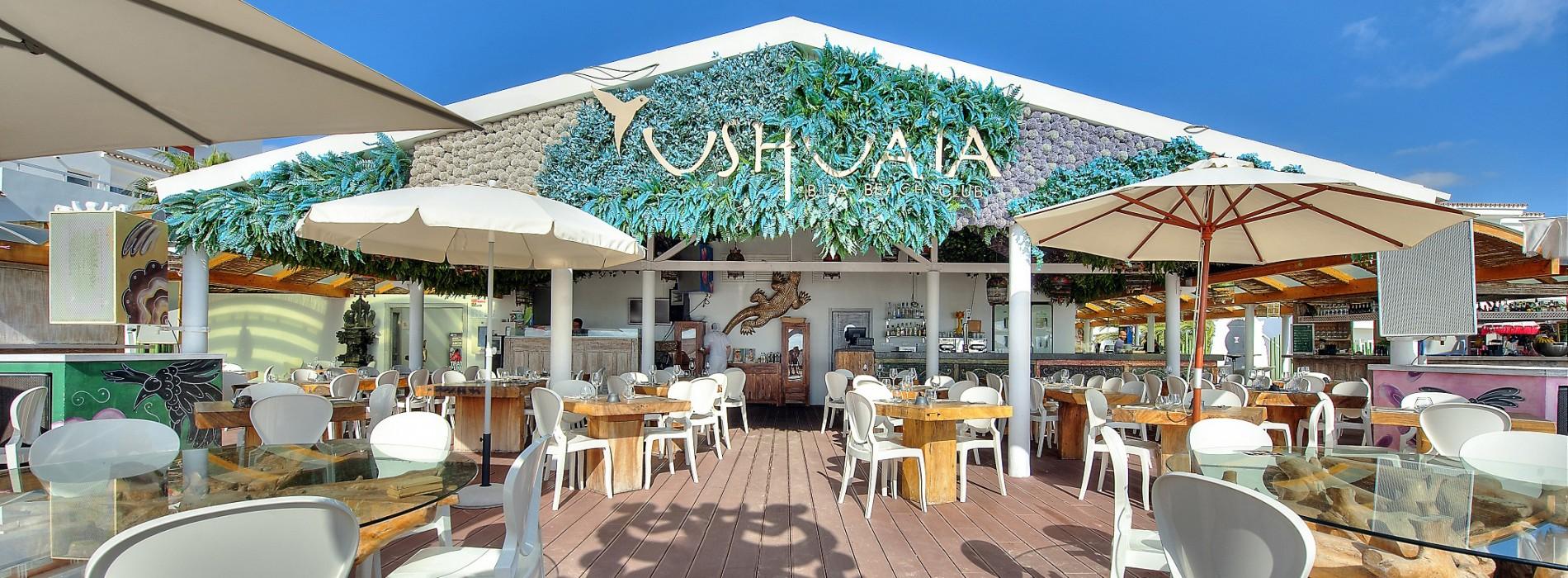 Ushuaïa Ibiza Beach Hotel unveils new website