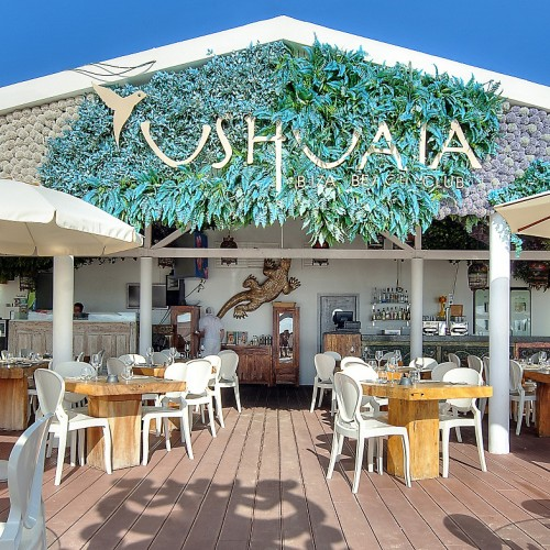 Ushuaïa Ibiza Beach Hotel unveils new website