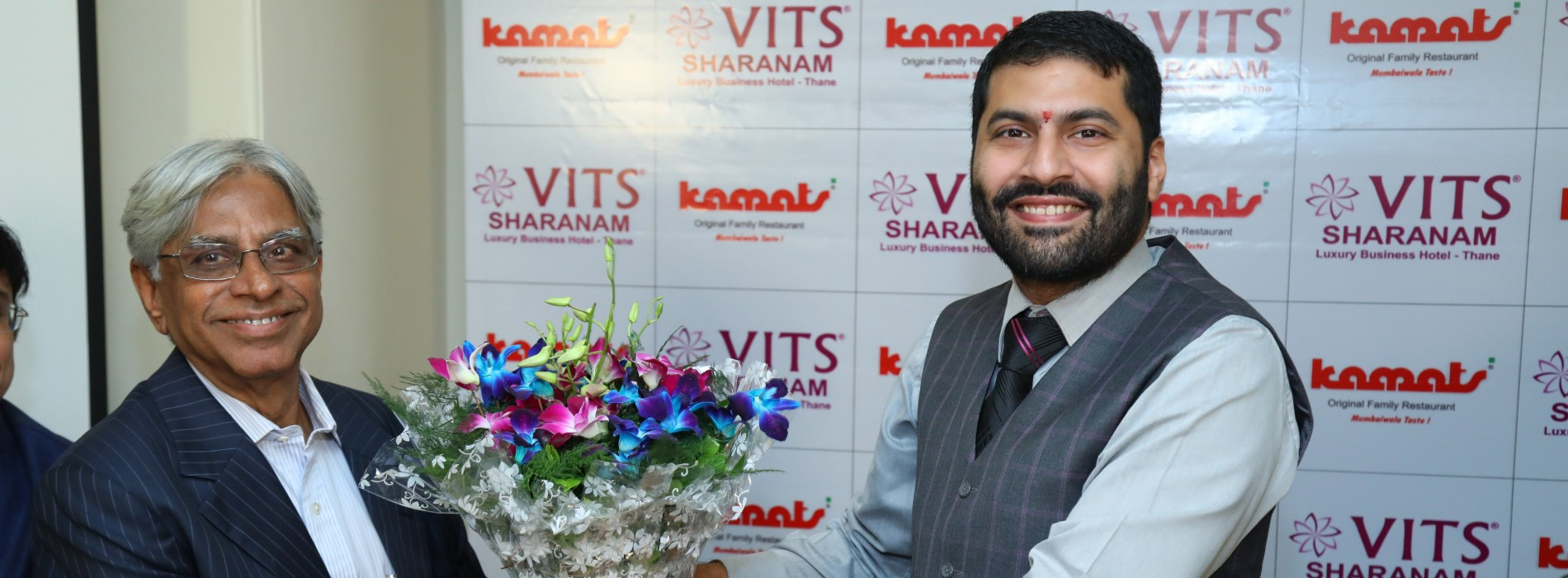 VITS Luxury Hotels launches 'VITS Sharanam Thane'