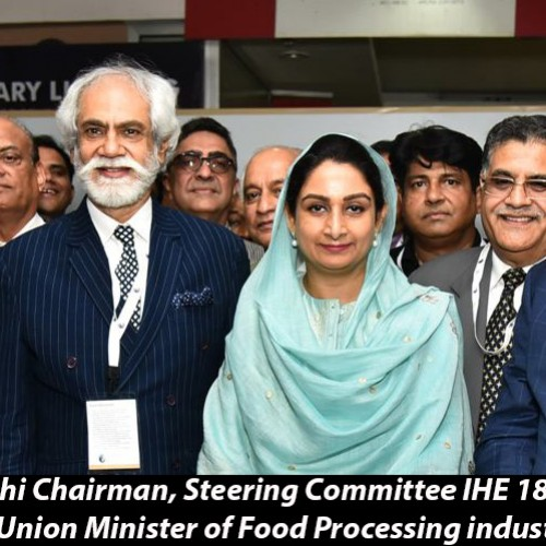 India International Hospitality Expo 2018 concluded successfully