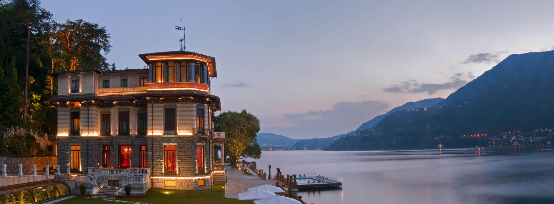 Mandarin Oriental to manage luxury resort on Lake Como