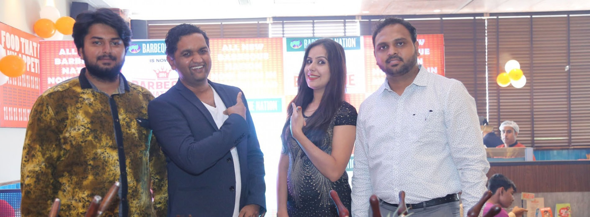 Barbeque Nation restaurant launches in Aurangabad