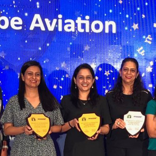 IndiGo bagged 2 Gold and 2 Silver awards at TISS LEAPVAULT CLO Awards 2018