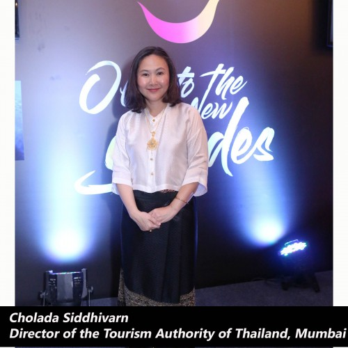 Cholada Siddhivarn appointed as the new director of TAT Mumbai