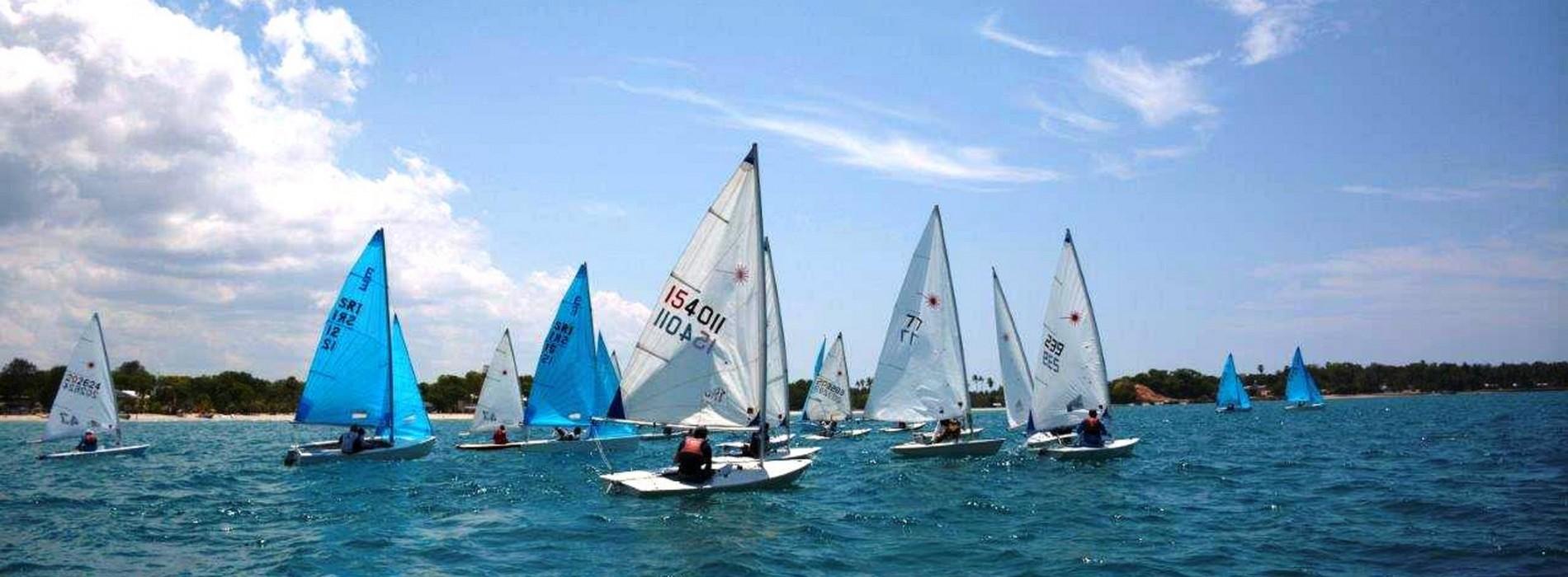 Trinco Blu by Cinnamon hosted the annual Sailing Regatta for the 9th consecutive year