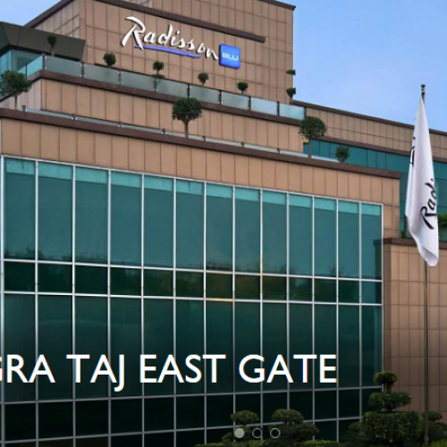 Radisson Blu Agra offers Taj full moon package