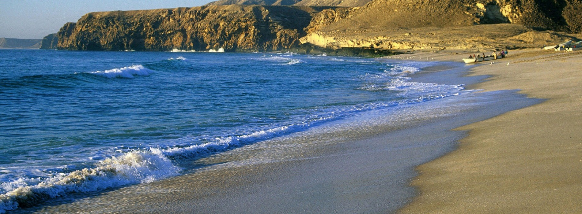 Experience Oman's rich wildlife and nature