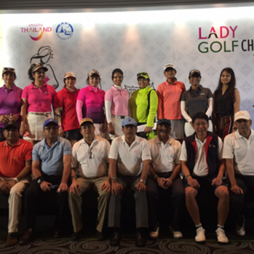TAT promotes Golf in Thailand