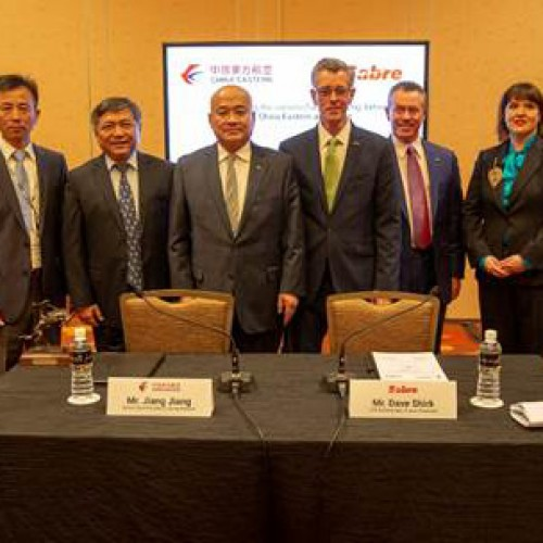 Sabre to fuel China Eastern Airlines' next generation Airline Operation Centre