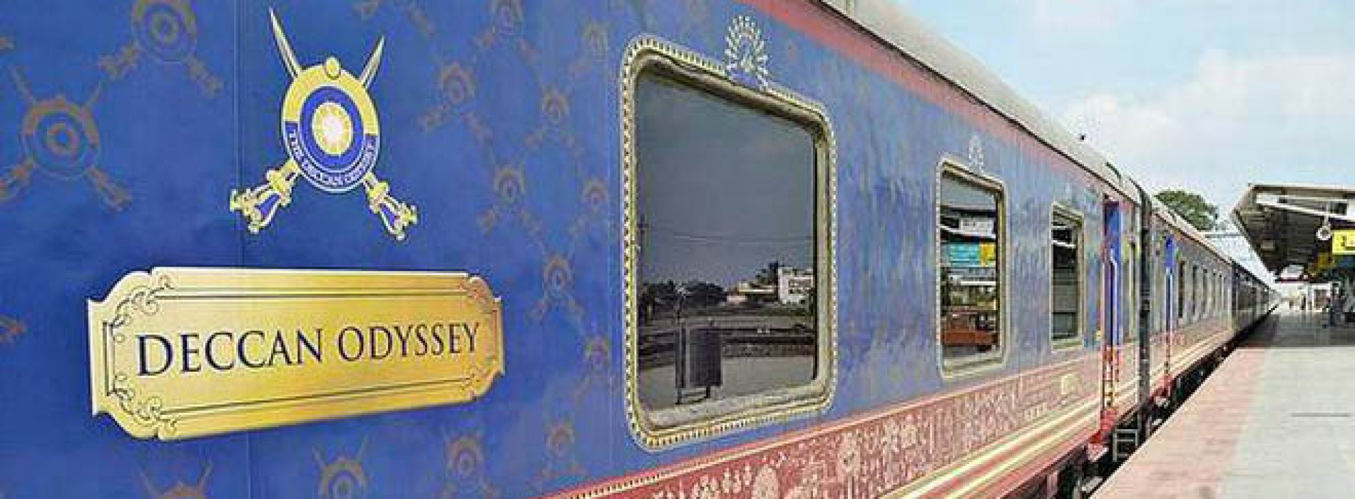Deccan Odyssey named Asia's leading luxury train for 5th time in row