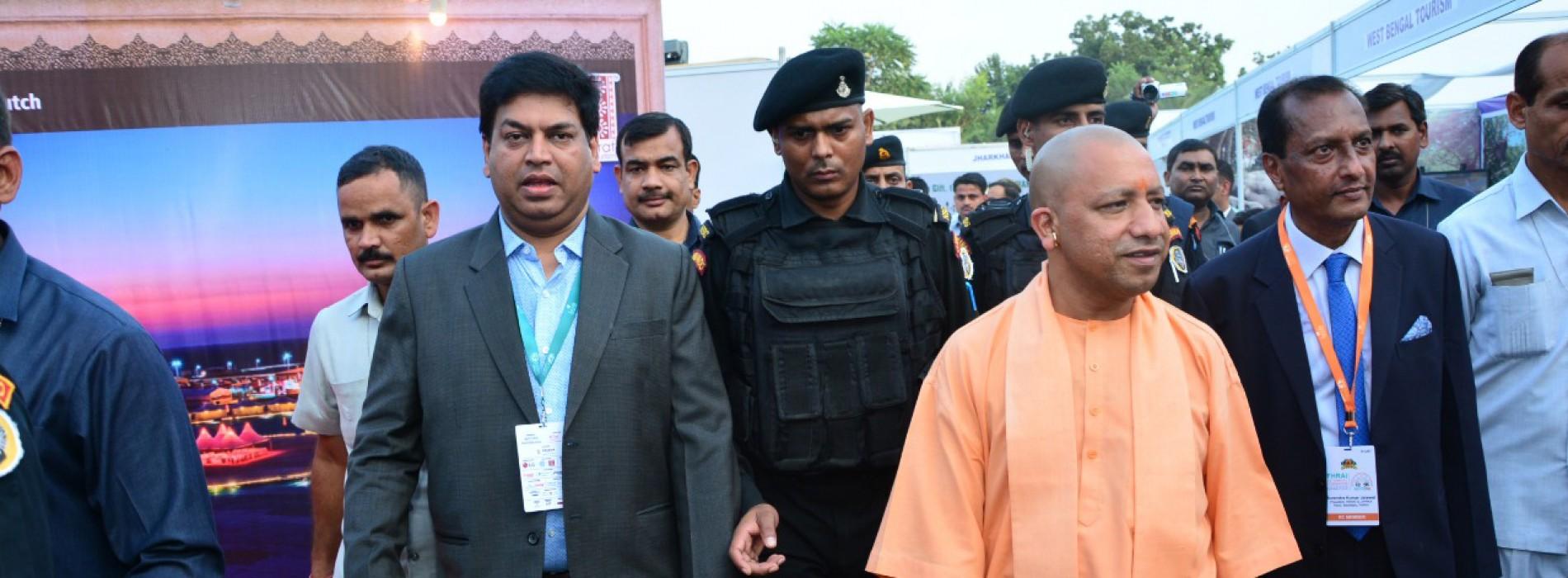 UP's CM Yogi inaugurates ITM Lucknow