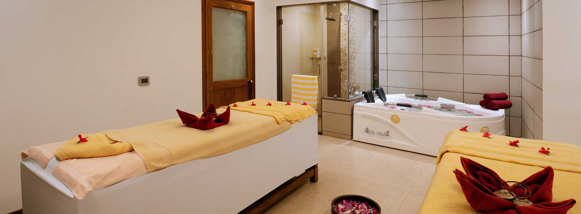 Rejuvenate your sense at Sohum Spa Radisson Blu Resort Goa