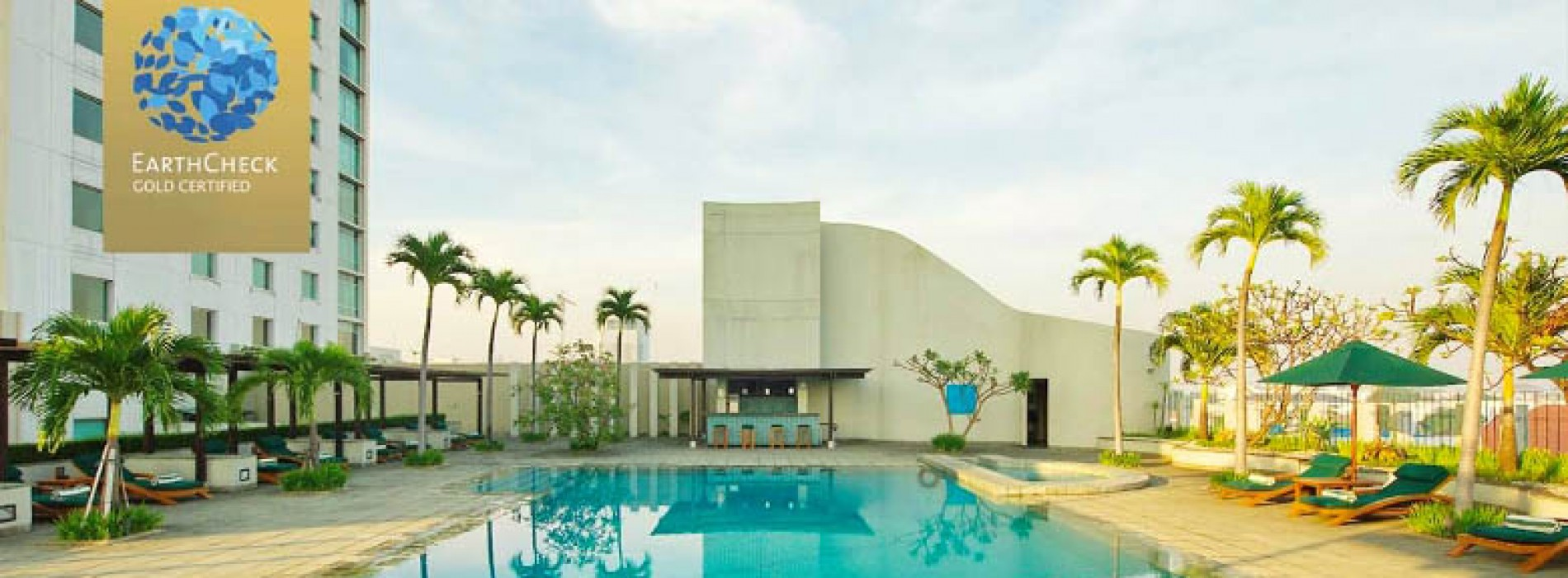 Alila Jakarta achieves Gold Certification from Earth Check