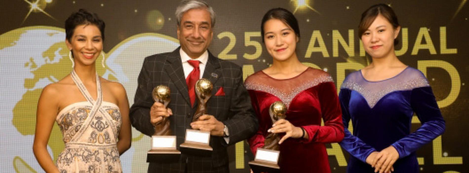 Cox & Kings wins three awards at World Travel Awards