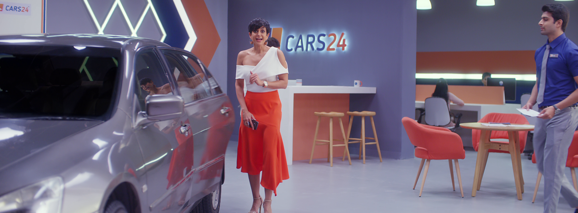 Cars24 announces fully integrated brand re-launch and re-positioning