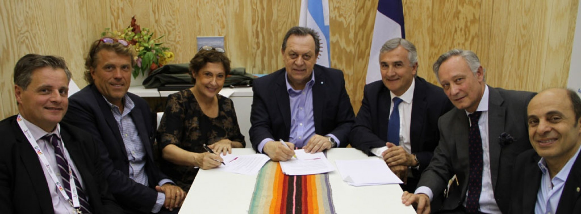 Argentina will be 'Guest Country' in La Cité du Vin 2019