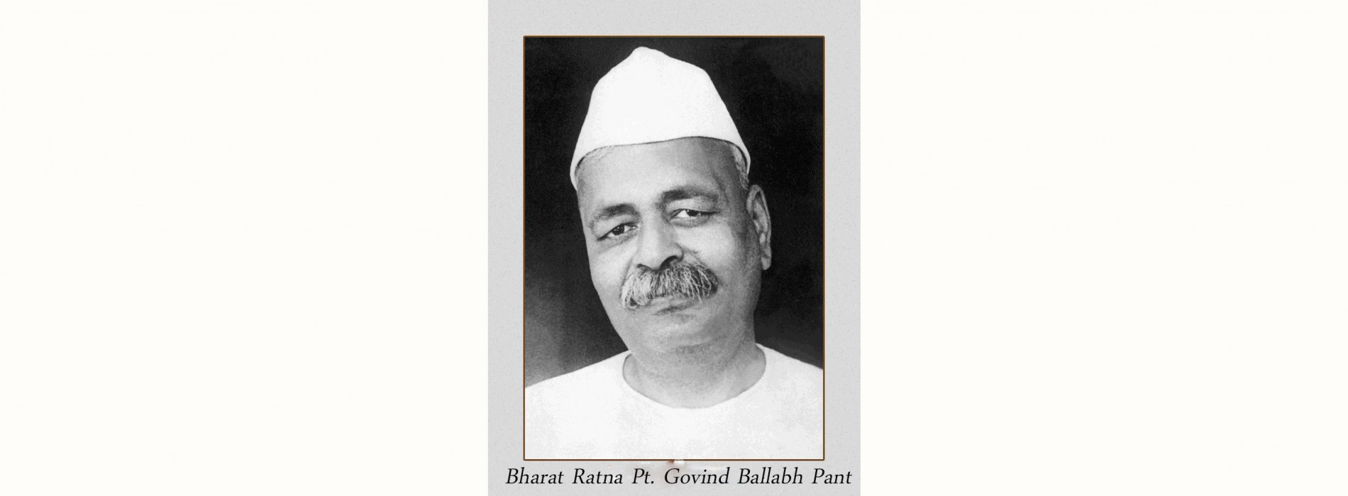 Nation remembers Pandit Govind Ballabh Pant on his 131st birth anniversary