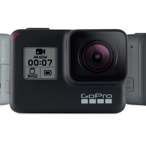 GoPro announces launch of new HERO7 series