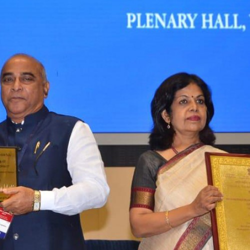 Goa Tourism bags National Tourism Award