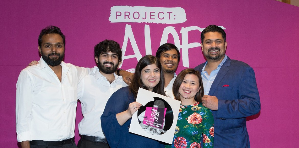 Aloft Hotels announces winner of Project: Aloft Star Asia Pacific 2018 in Seol