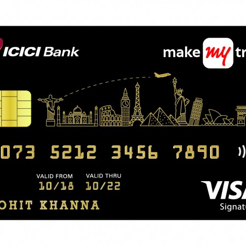 ICICI Bank ties-up with MakeMyTrip