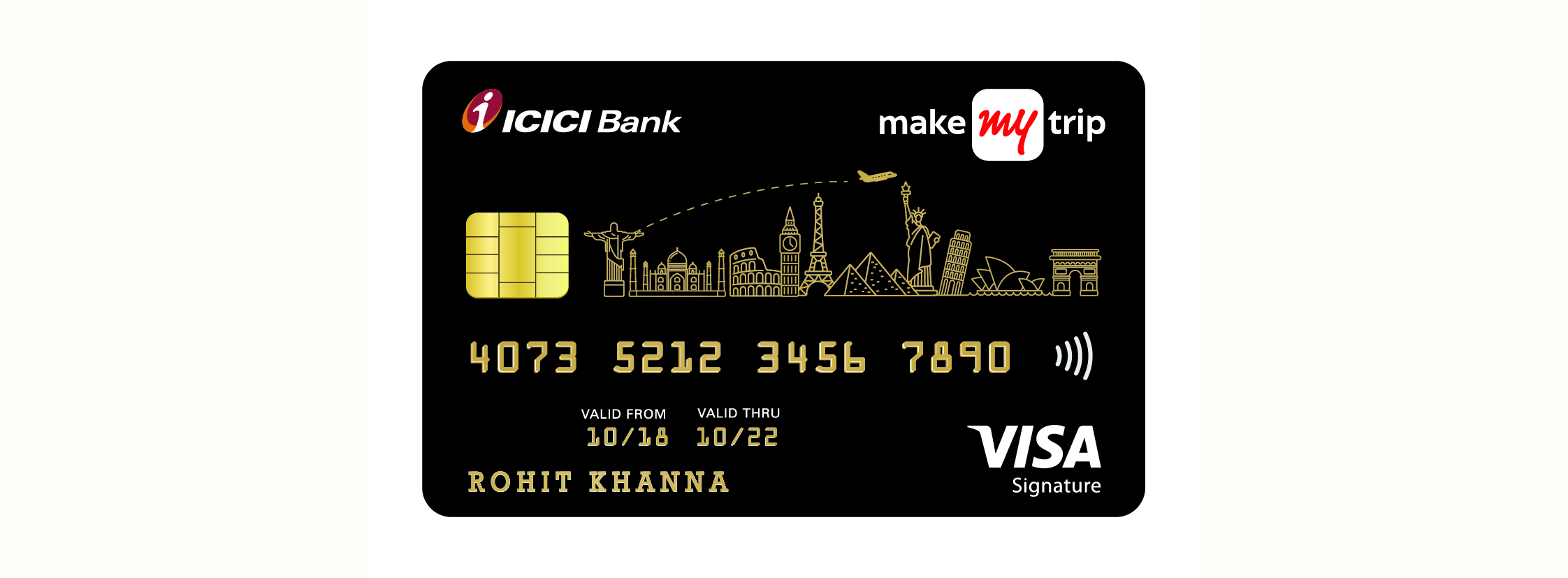 ICICI Bank ties-up with MakeMyTripICICI Bank ties-up with MakeMyTrip -  TnhGlobal