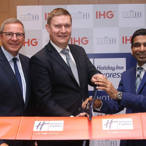 IHG opens Holiday Inn Express in Gurgaon Sector 50
