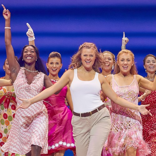 Cinnamon Life presents Mamma Mia