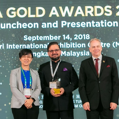 Cox & Kings bags PATA Gold Award for its Travel Brochure